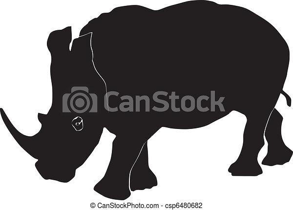 Rhino - csp6480682