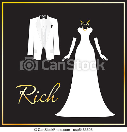 rich-people - csp6483603