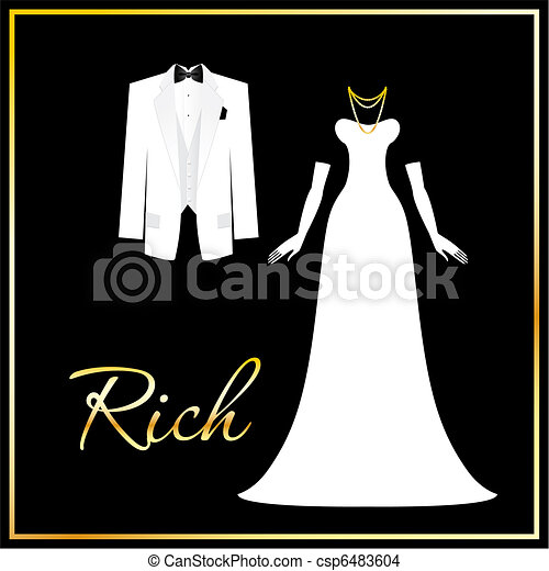 rich-people - csp6483604