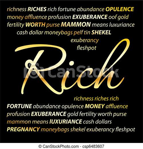 rich - csp6483607