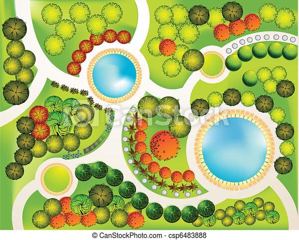 Landscape  Plan  - csp6483888
