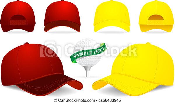 baseball cap - csp6483945