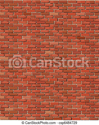 Old brick wall - csp6484729