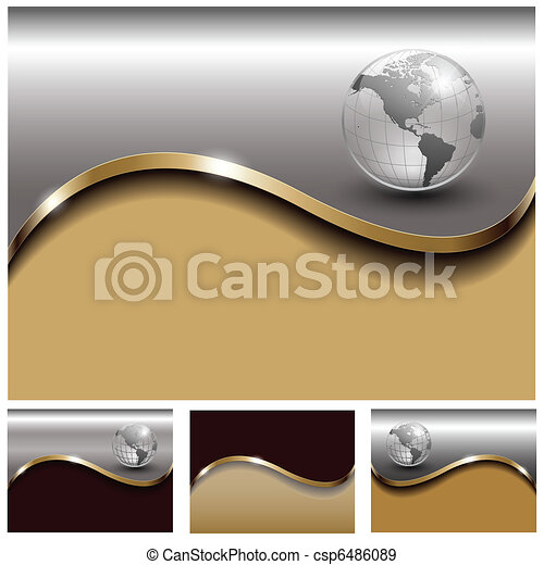 Abstract business backgrounds - csp6486089