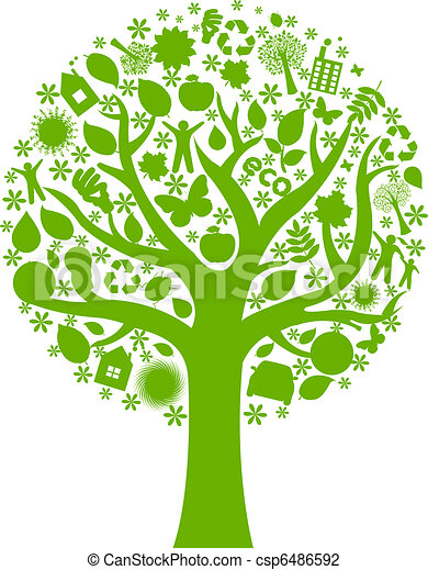 Eco Tree - csp6486592