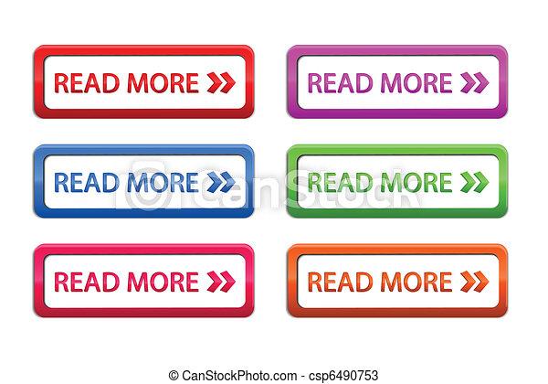 Read more button - csp6490753