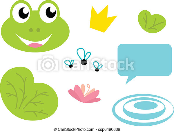 eps vectors of cute frog queen icons isolated on white cow face clip art black and white cow face clip art free images