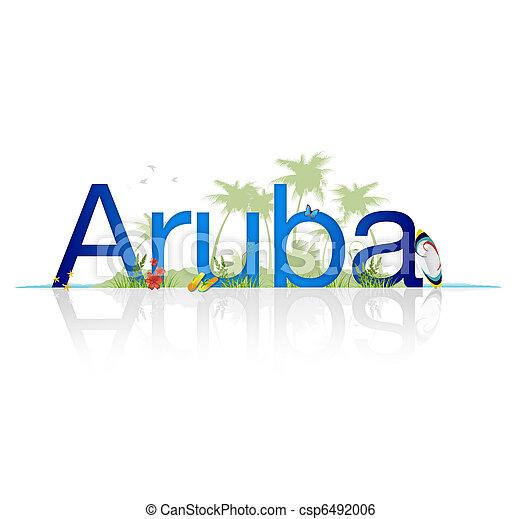 Stock Photo - Travel Aruba - stock image, images, royalty free photo ...