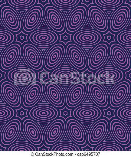 circles forming optical effect - csp6495707