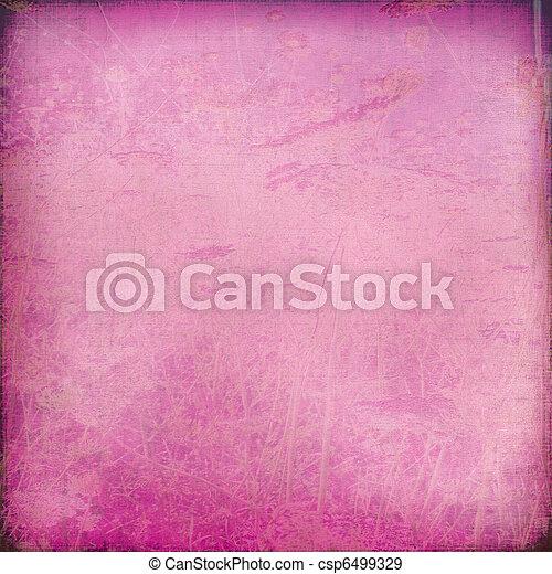 chalk scratch pink background  - csp6499329