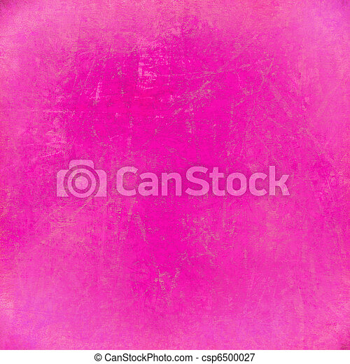 grunge pink scratched background - csp6500027