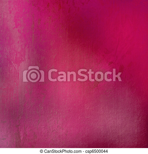 Grunge pink stained background - csp6500044