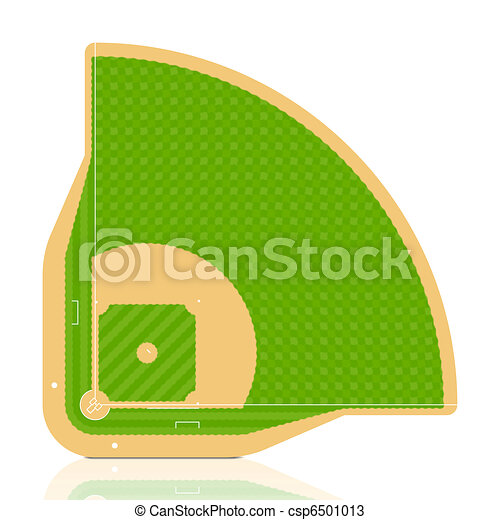 Baseball field - csp6501013