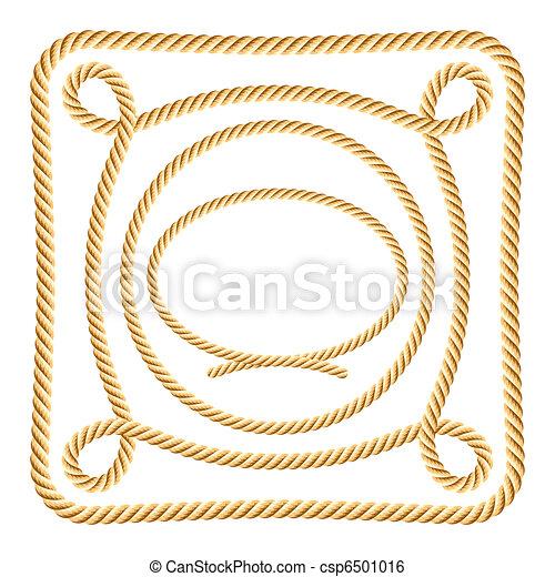 Set of rope elements - csp6501016