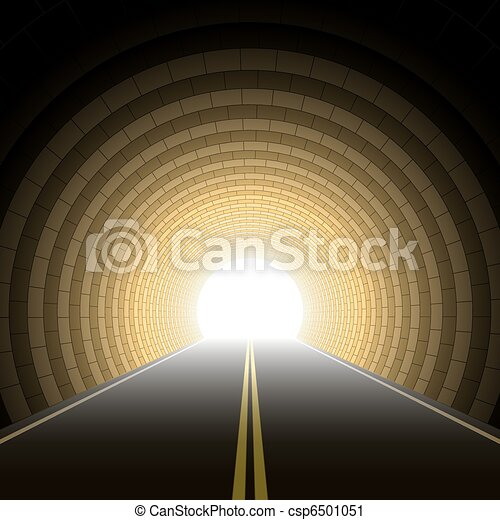 Car tunnel - csp6501051