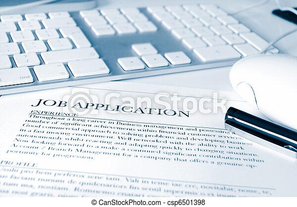 job application - csp6501398