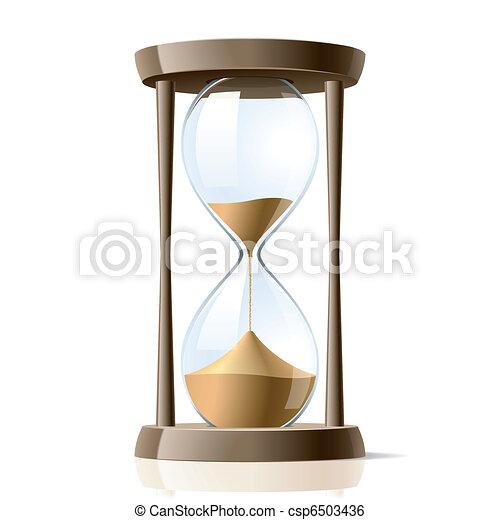 Hourglass - csp6503436