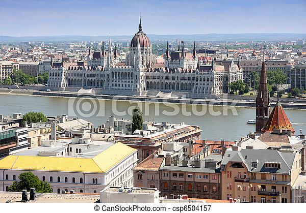 Budapest, Hungary - csp6504157