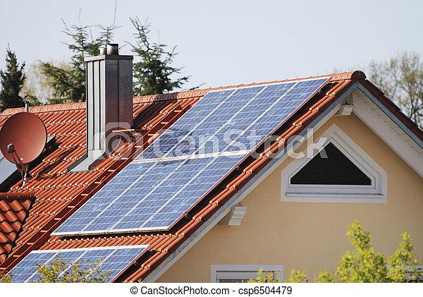 Photovoltaic installation - csp6504479