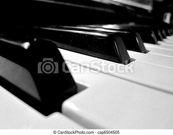 piano everything - csp6504505