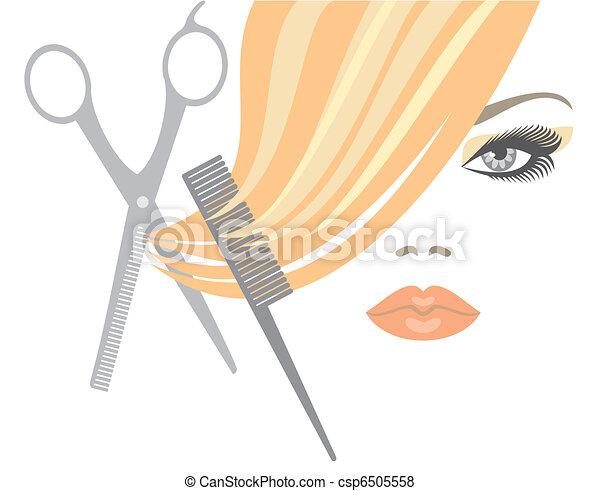 Haircut - csp6505558
