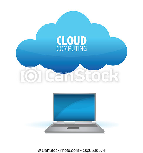 cloud computing - csp6508574