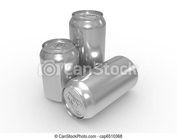 Aluminum beer can - csp6510368