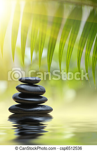 石, 禅 - csp6512536