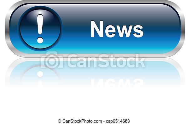News icon, button - csp6514683