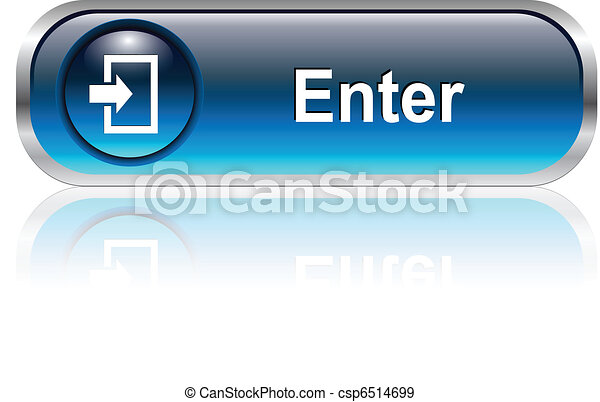 Enter icon, button - csp6514699