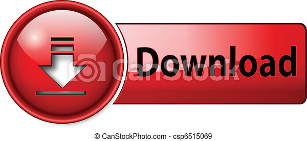 download icon, button - csp6515069