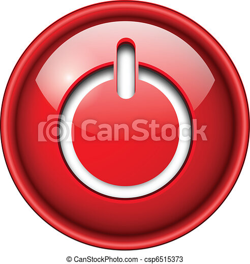 Start icon, button. - csp6515373
