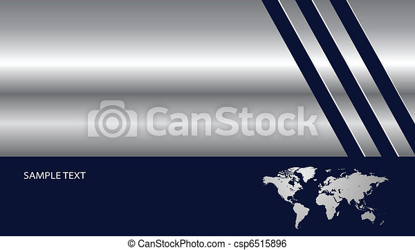 Background metallic silver with wor - csp6515896