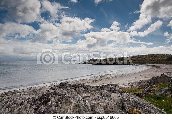 Islay landscape - csp6516665