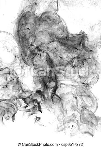 Black Smoke - csp6517272