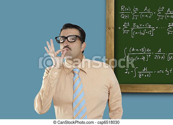 mathematical formula genius nerd geek easy resolve - csp6518030