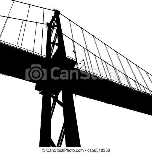 Lion Gate Bridge Vancouver - csp6518350