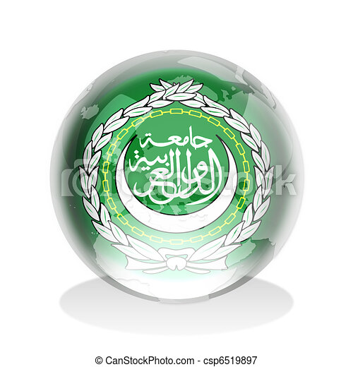 Sphere_Arab League - csp6519897