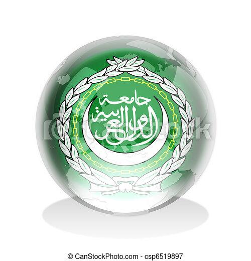 Sphere_Arab League - csp6519897