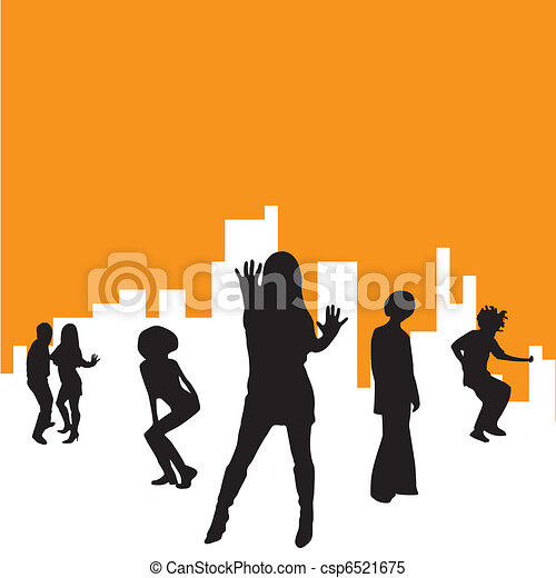 urban party  - csp6521675