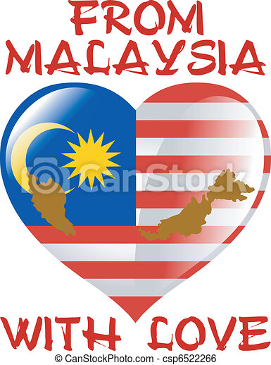 From Malaysia with love - csp6522266