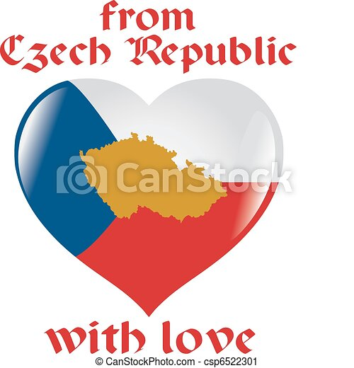 From Czech Republic with love - csp6522301