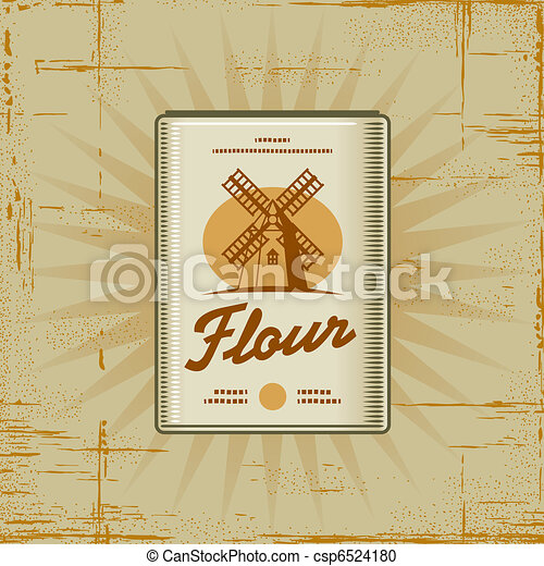 Retro Flour Pack - csp6524180