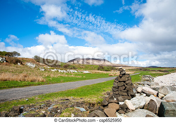 Islay landscape - csp6525950