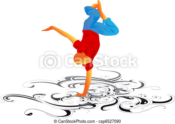 Dance power - csp6527090