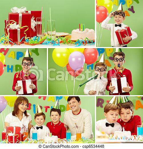 Birthday - csp6534448