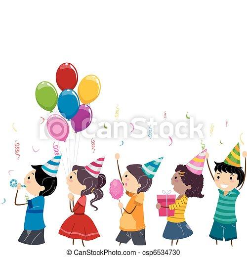 Birthday Parade - csp6534730
