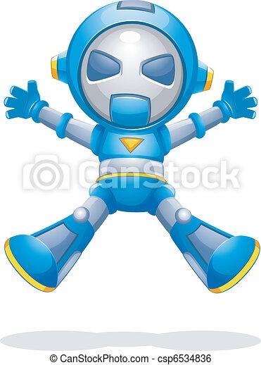 Toy Robot - csp6534836