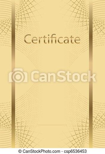 empty certificate - csp6536453