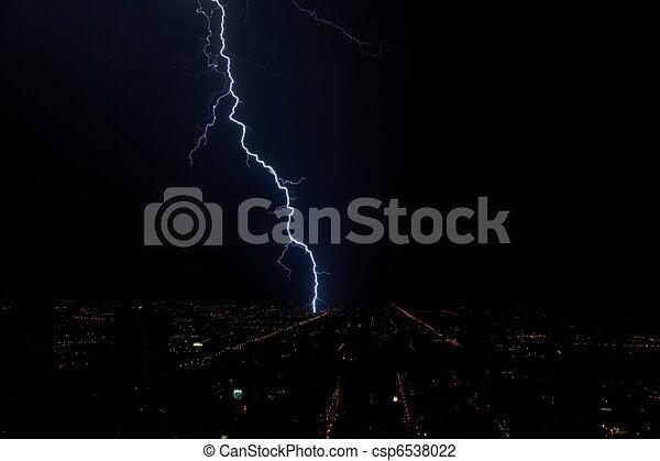 Lightning Bolt - csp6538022